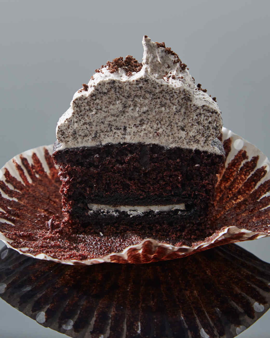 Cookies and Cream Cupcakes