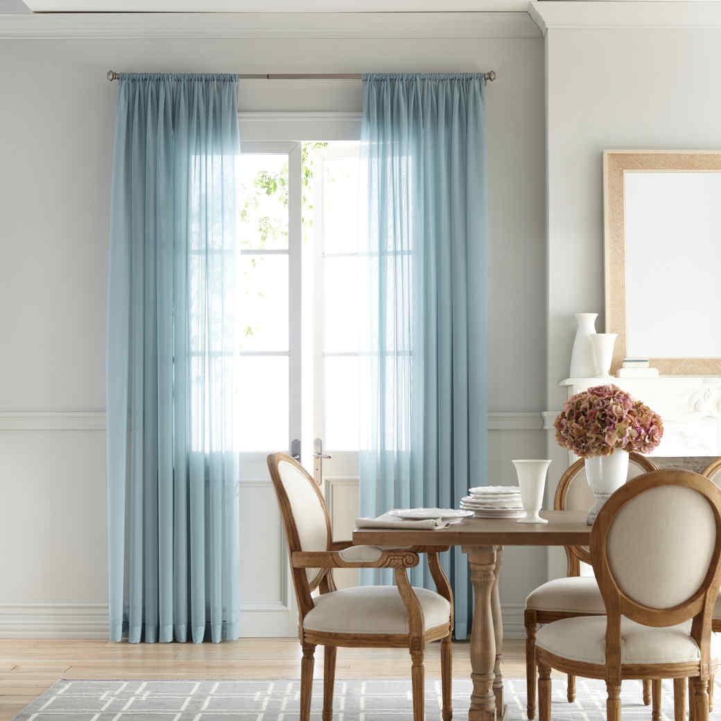 Ooh, La La! The Perfect Window Treatments for French Doors