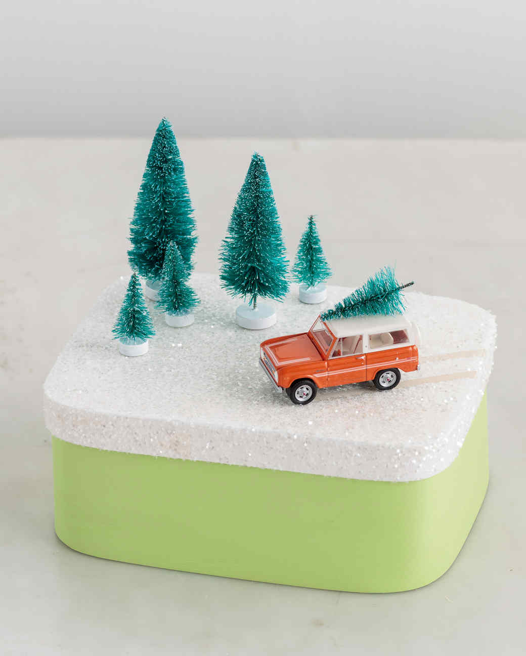 Martha Crafts car topper