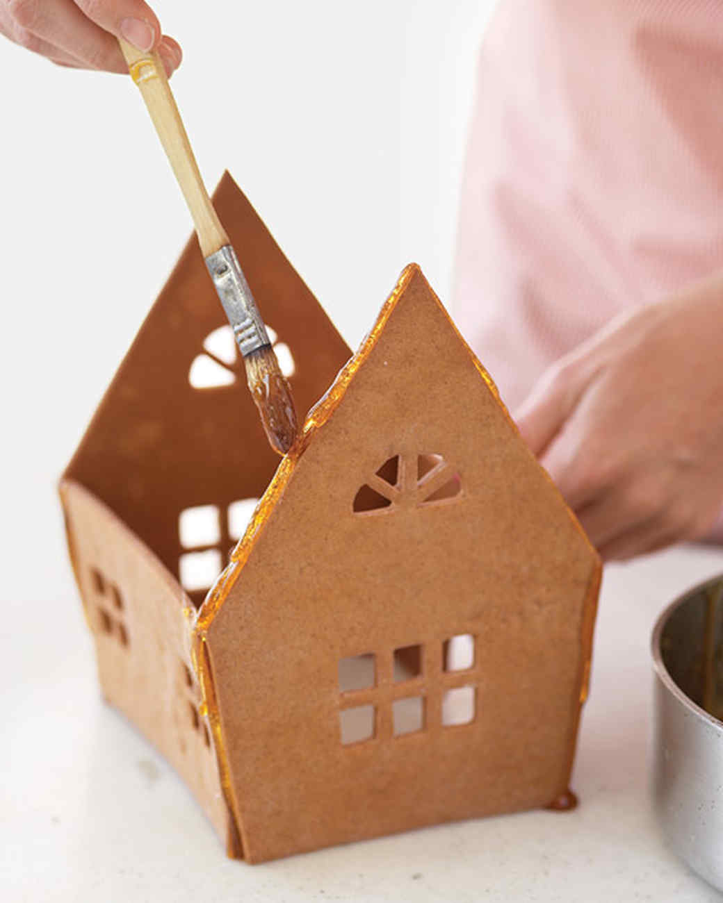 Swedish Gingerbread House How To Martha Stewart