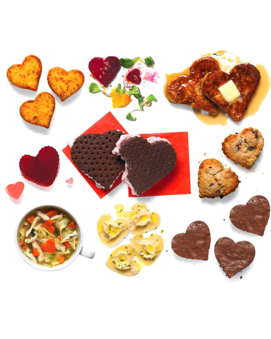 Valentine's Day Recipes | Martha Stewart