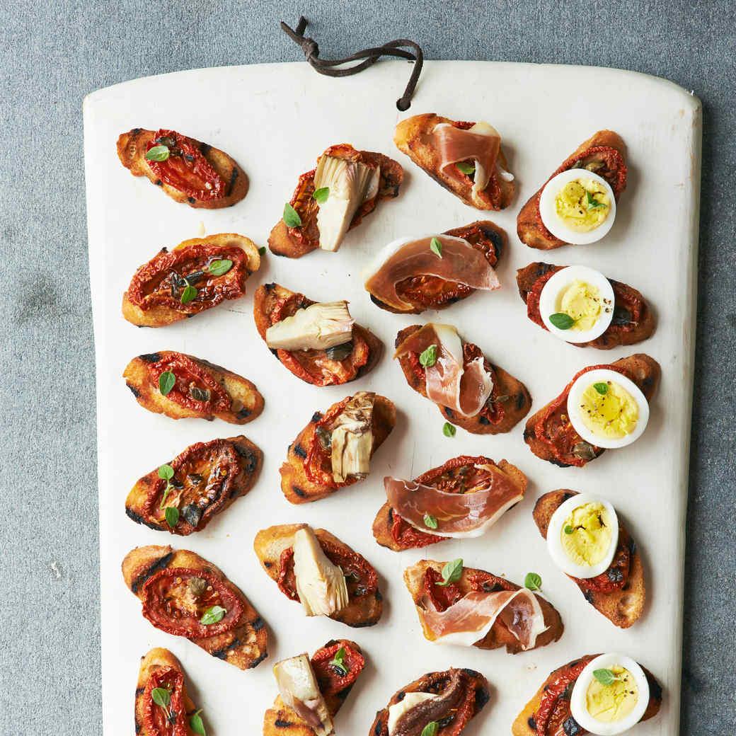 A Sneak Peek of Martha Stewart's Appetizers