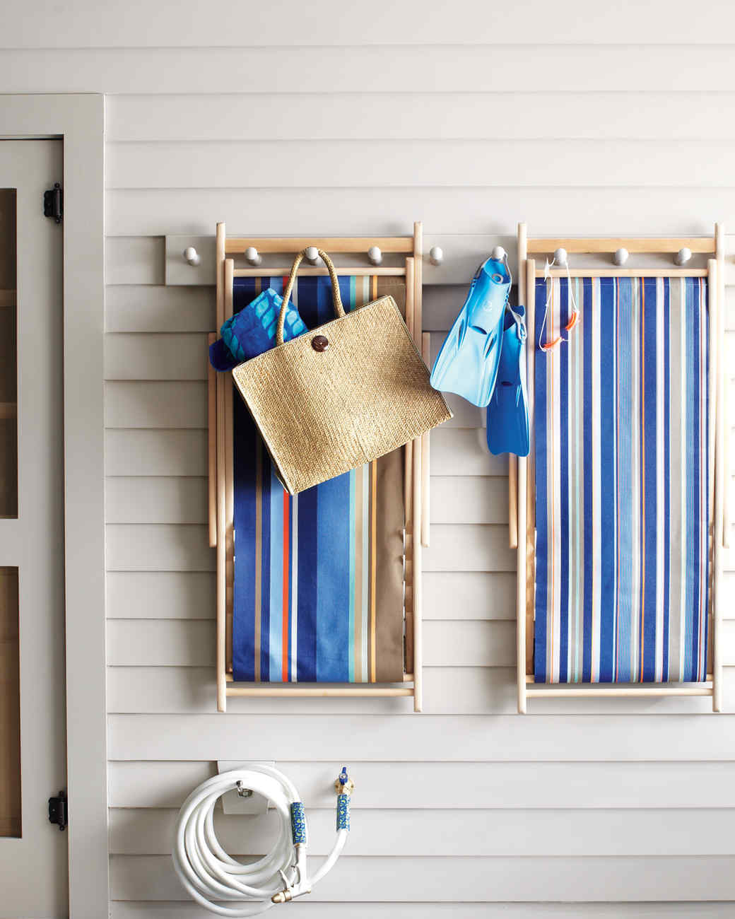 high tidy: beach house organizing and decor ideas | martha stewart