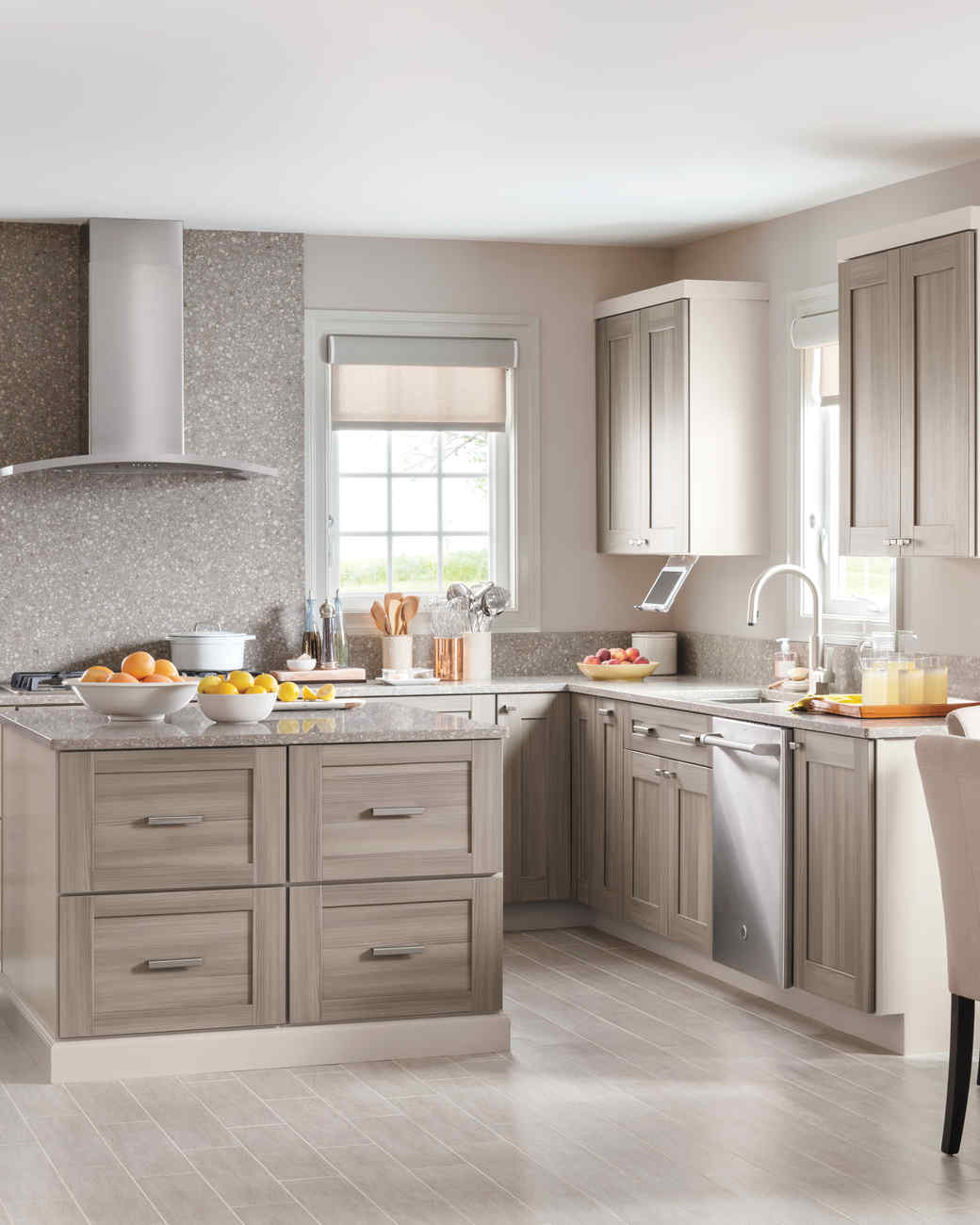 Awesome Martha Stewart Living Kitchen Cabinets #10: Martha Stewart Living Gardner Kitchen