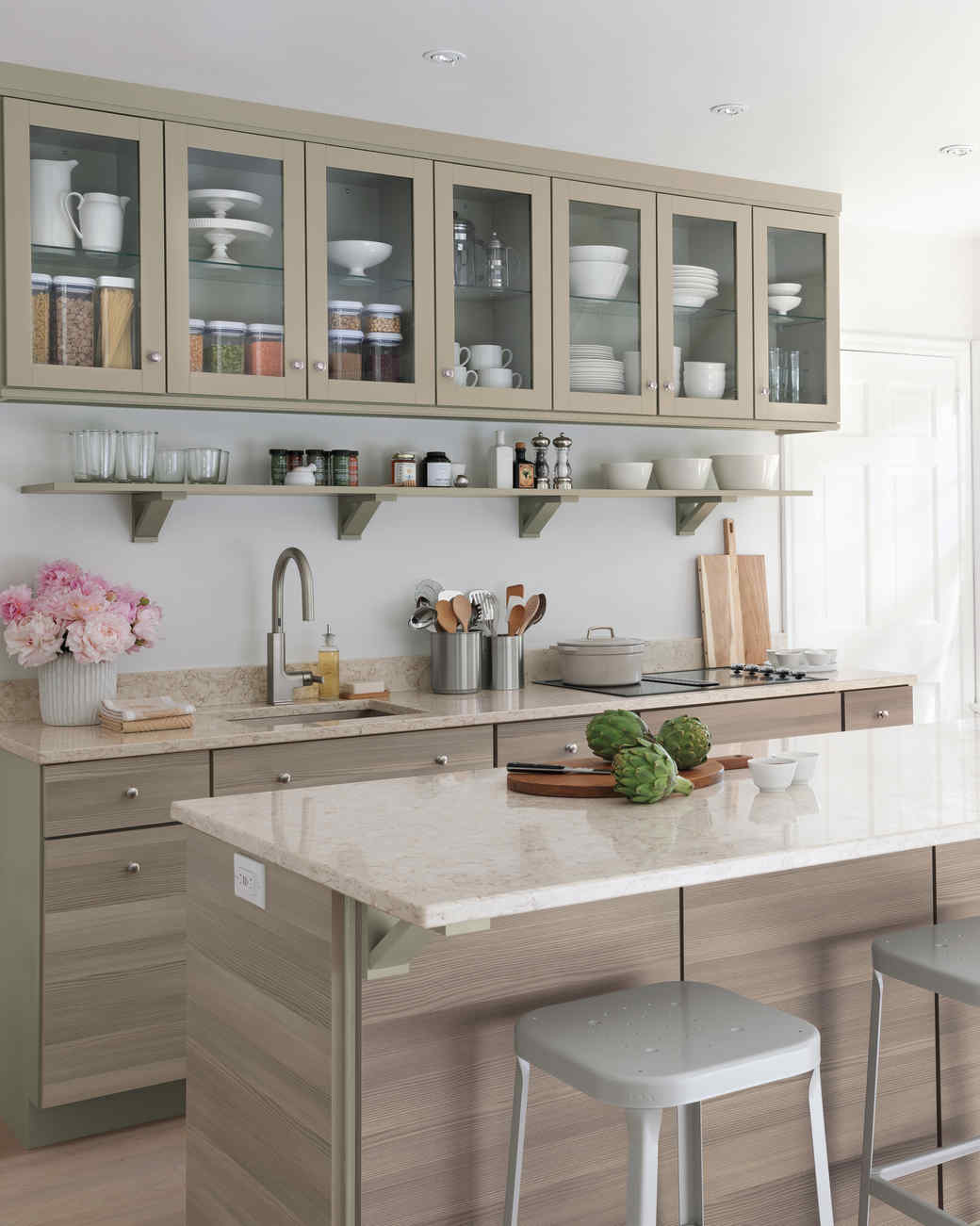 Martha Stewart Kitchen Before And After Marthas Amazing Maple Avenue Kitchen Makeover