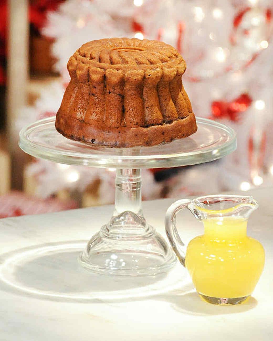 Persimmon Pudding Recipe & Video | Martha Stewart