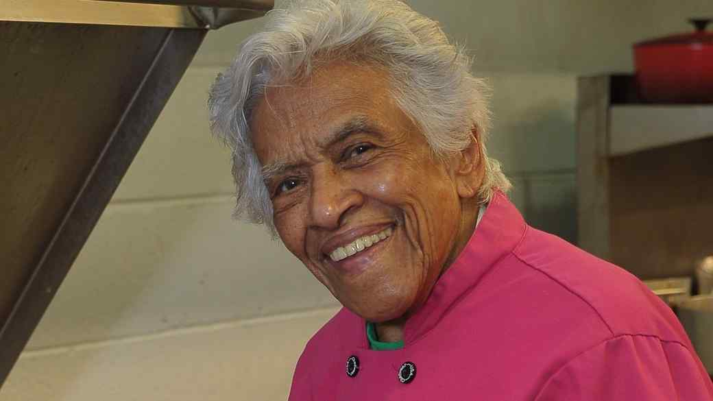 Photo of Leah Chase
