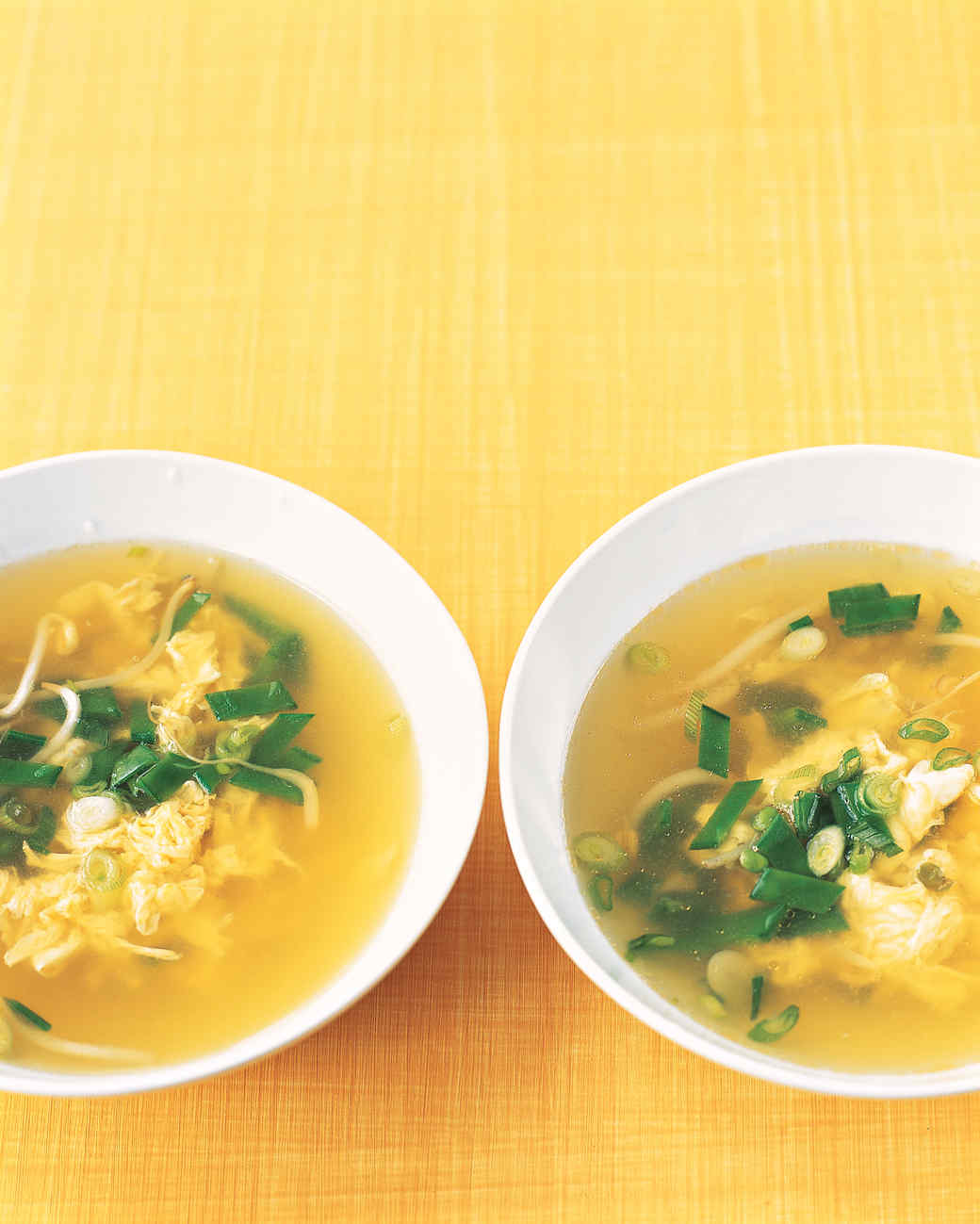 how to make egg drop soup video