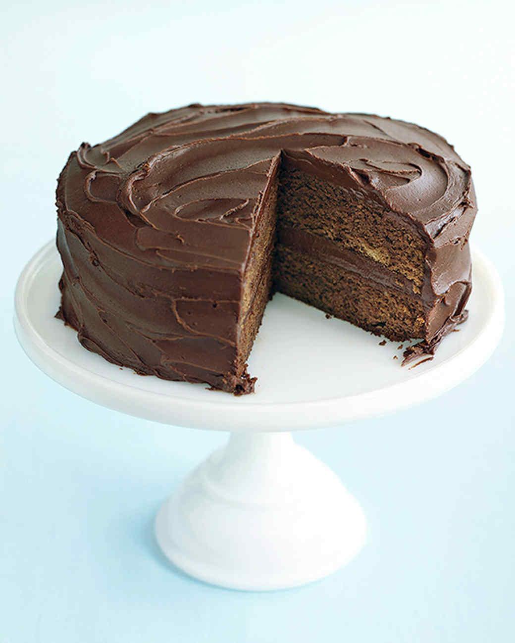 Chocolate Coffee Cake Martha Stewart