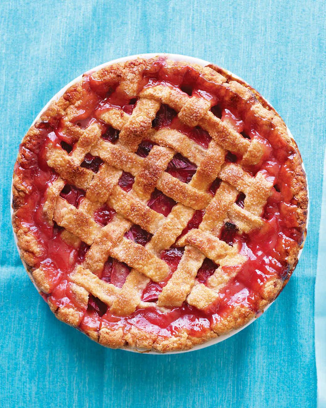 Strawberry Pie: Recipes for Berry Tasty Treats