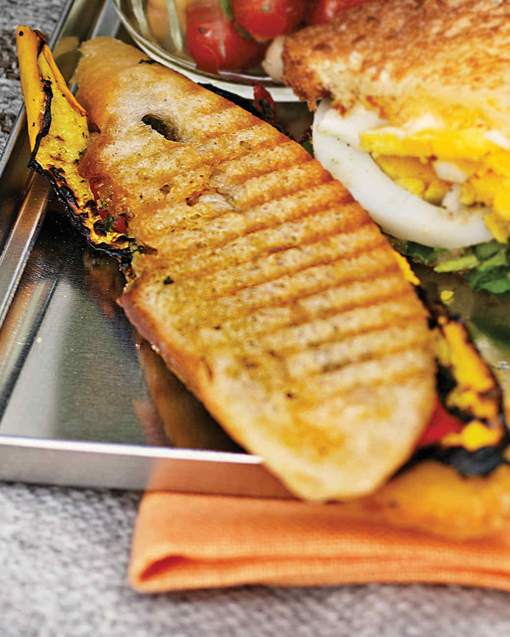 Vegetable panini recipes easy