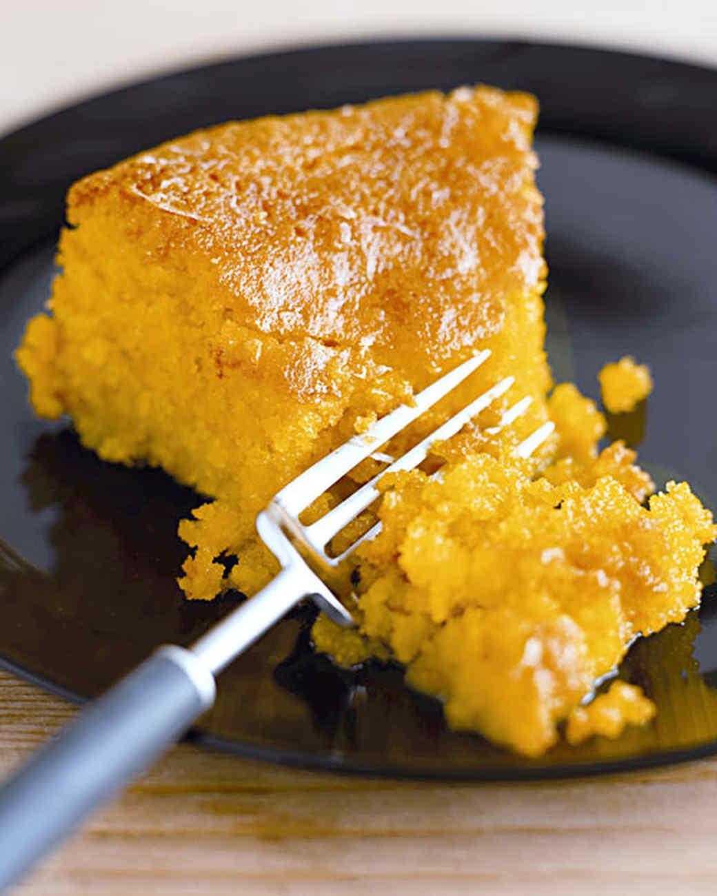 Diabetic polenta cake recipe