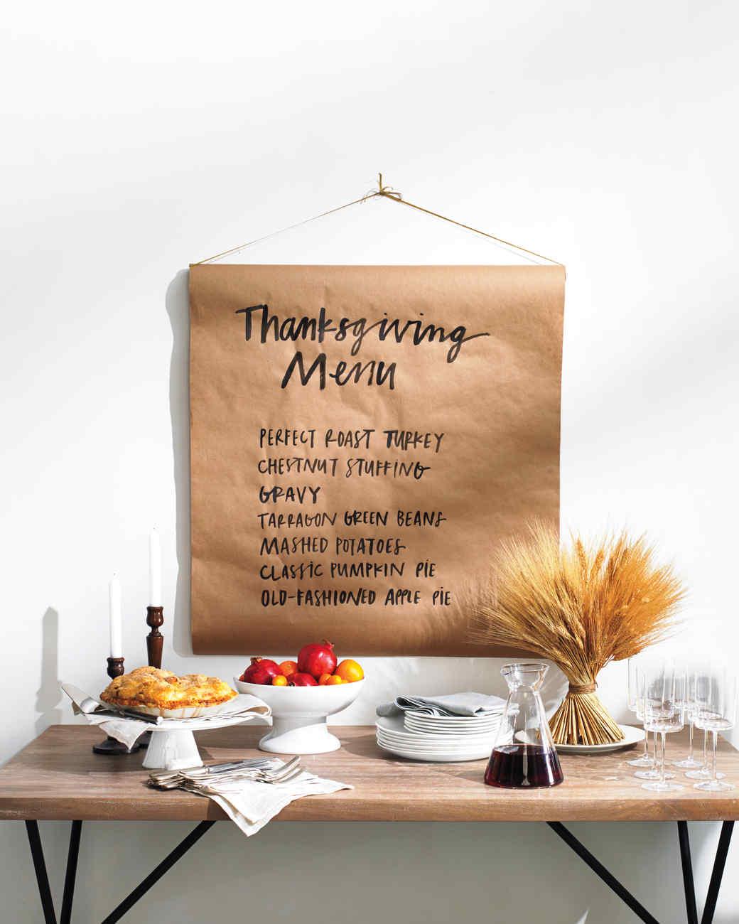 5 Last-Minute Thanksgiving Crafts You Can Crank Out This Weekend