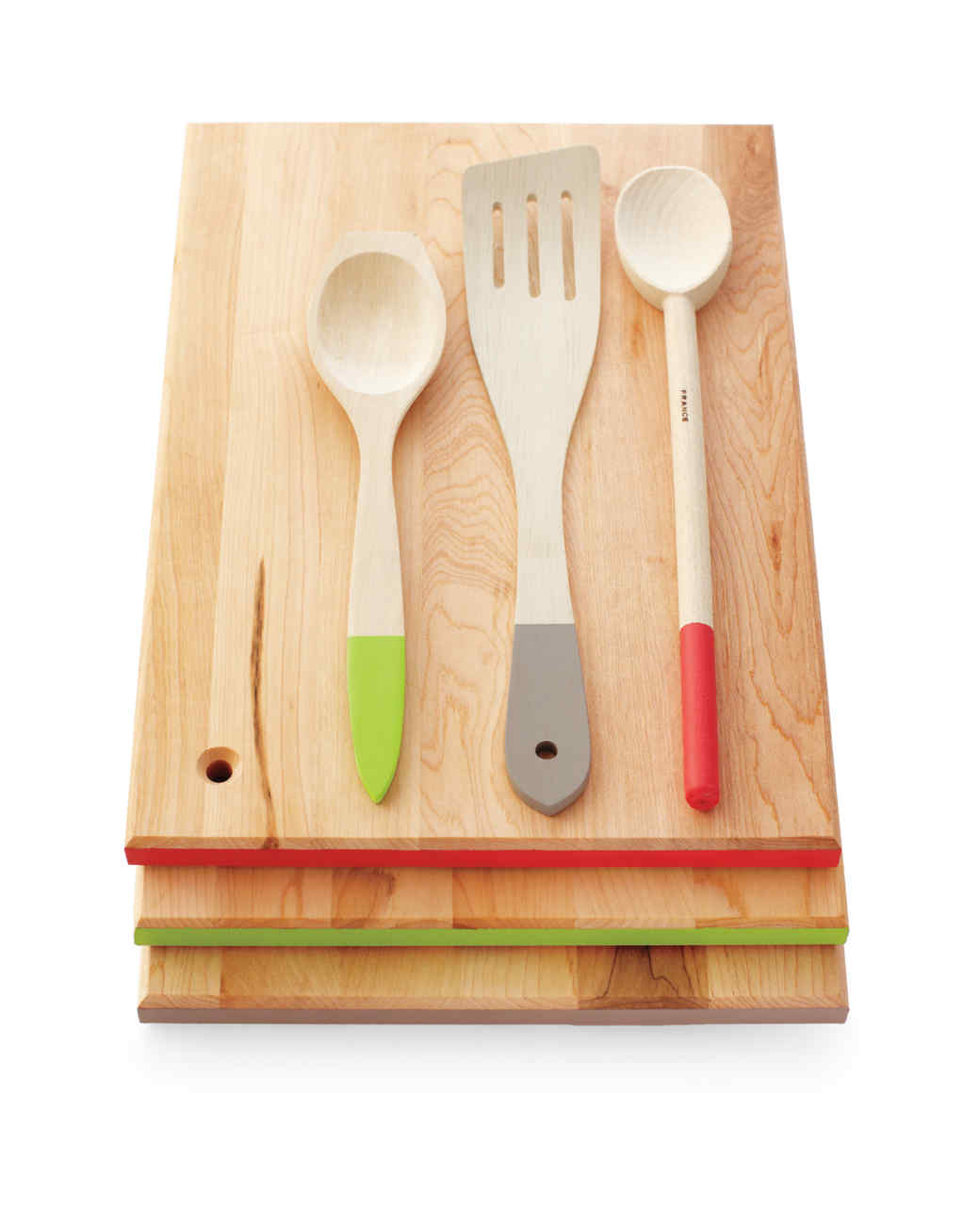 Color-Coded Kitchen Utensils