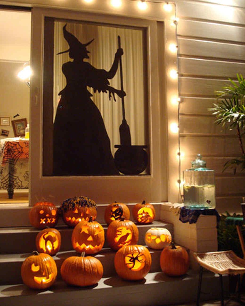 your best halloween creations martha stewart - Martha Stewart Halloween Decor