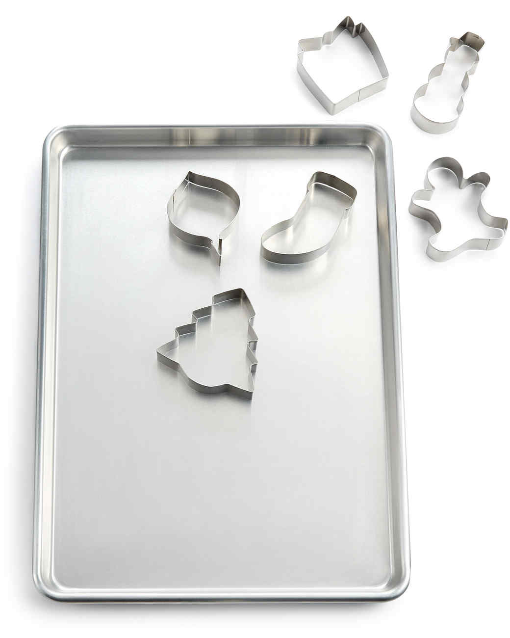 Macy's Christmas cookie cutters