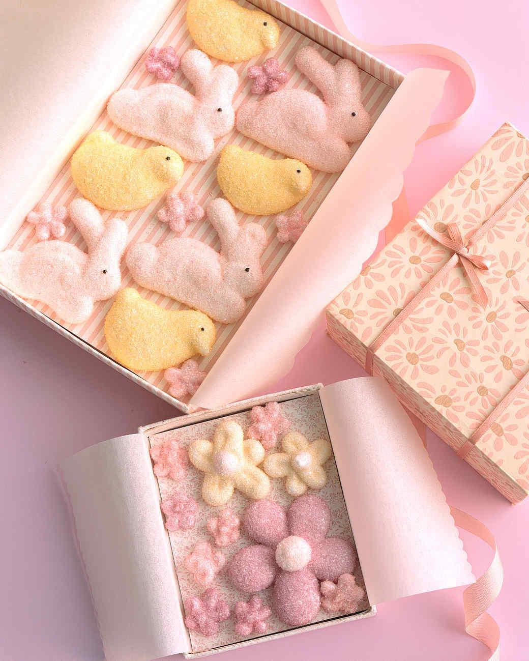 marshmallow treat boxes