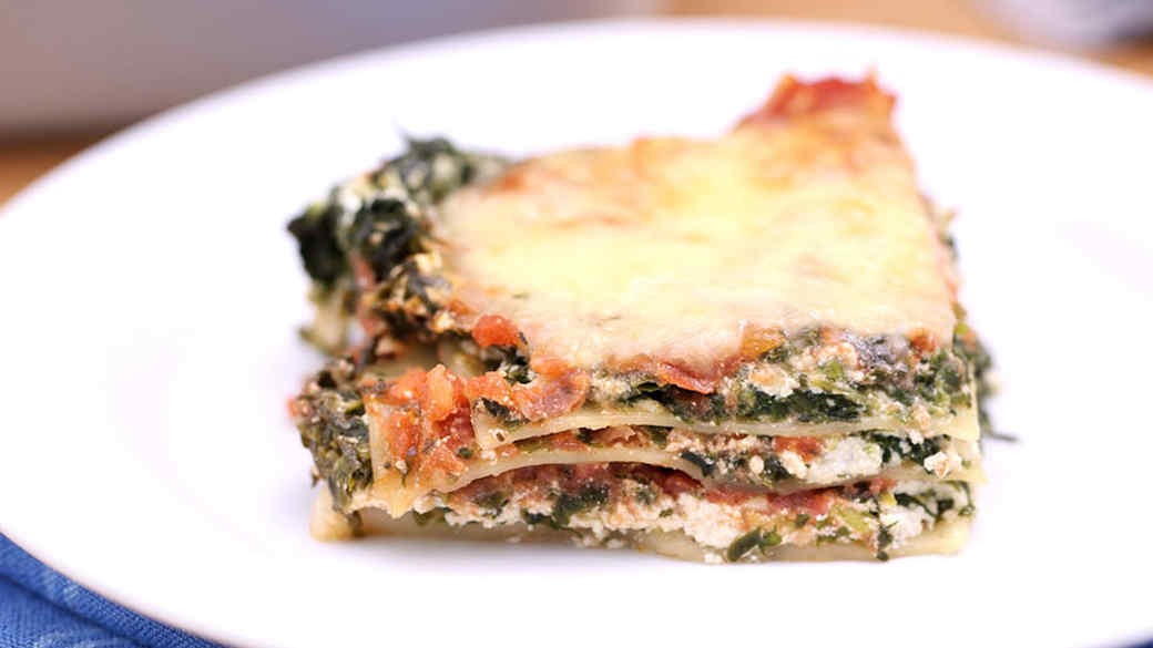 Our All Time Favorite Lasagnas