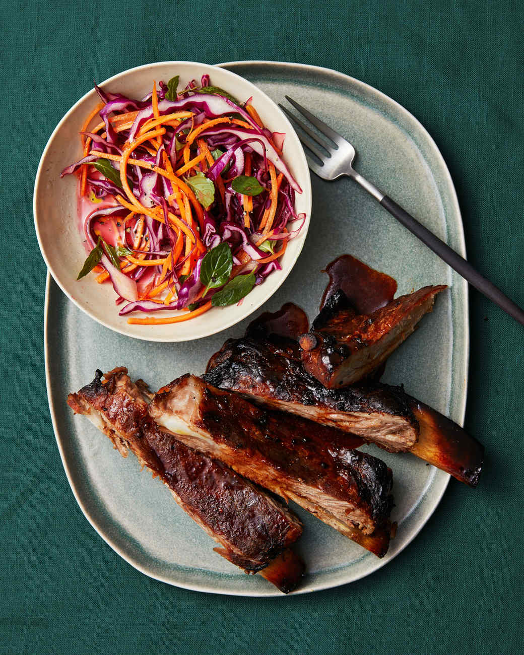 Slow-Cooker Vietnamese Baby Back Ribs