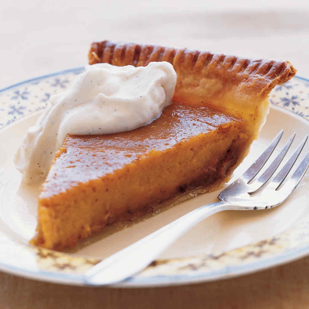 Cecilia's Sweet Potato Pie