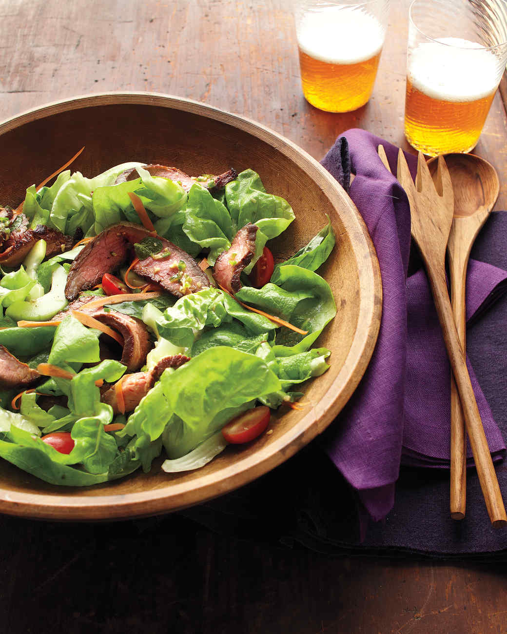 Thai Beef Salad With Fresh Herbs