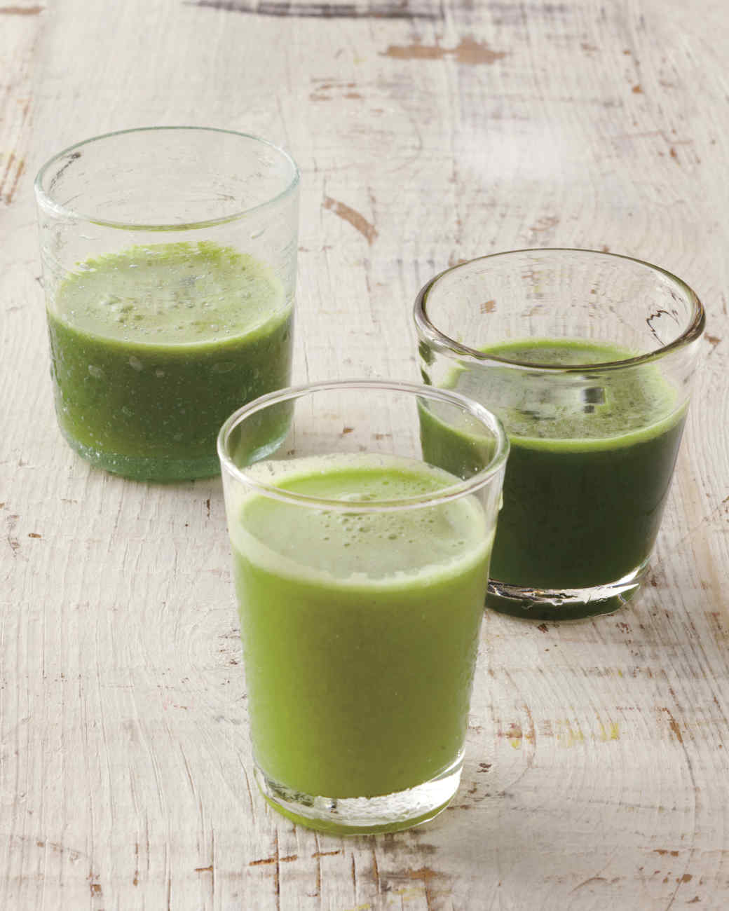 Pineapple-Spinach Juice