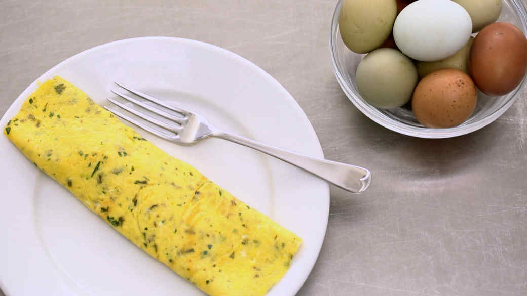 How to Fold an Omelet-1MHT0011