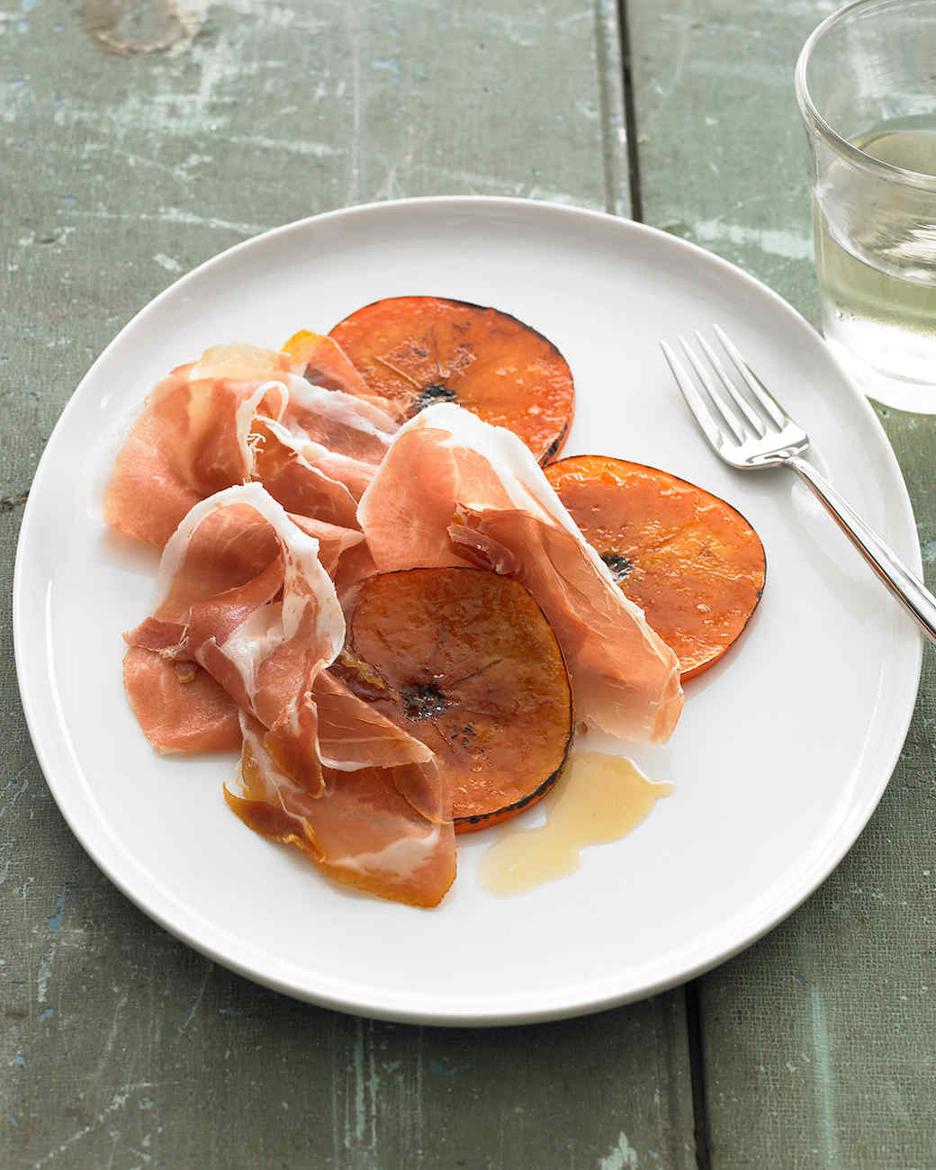 bruleed persimmon