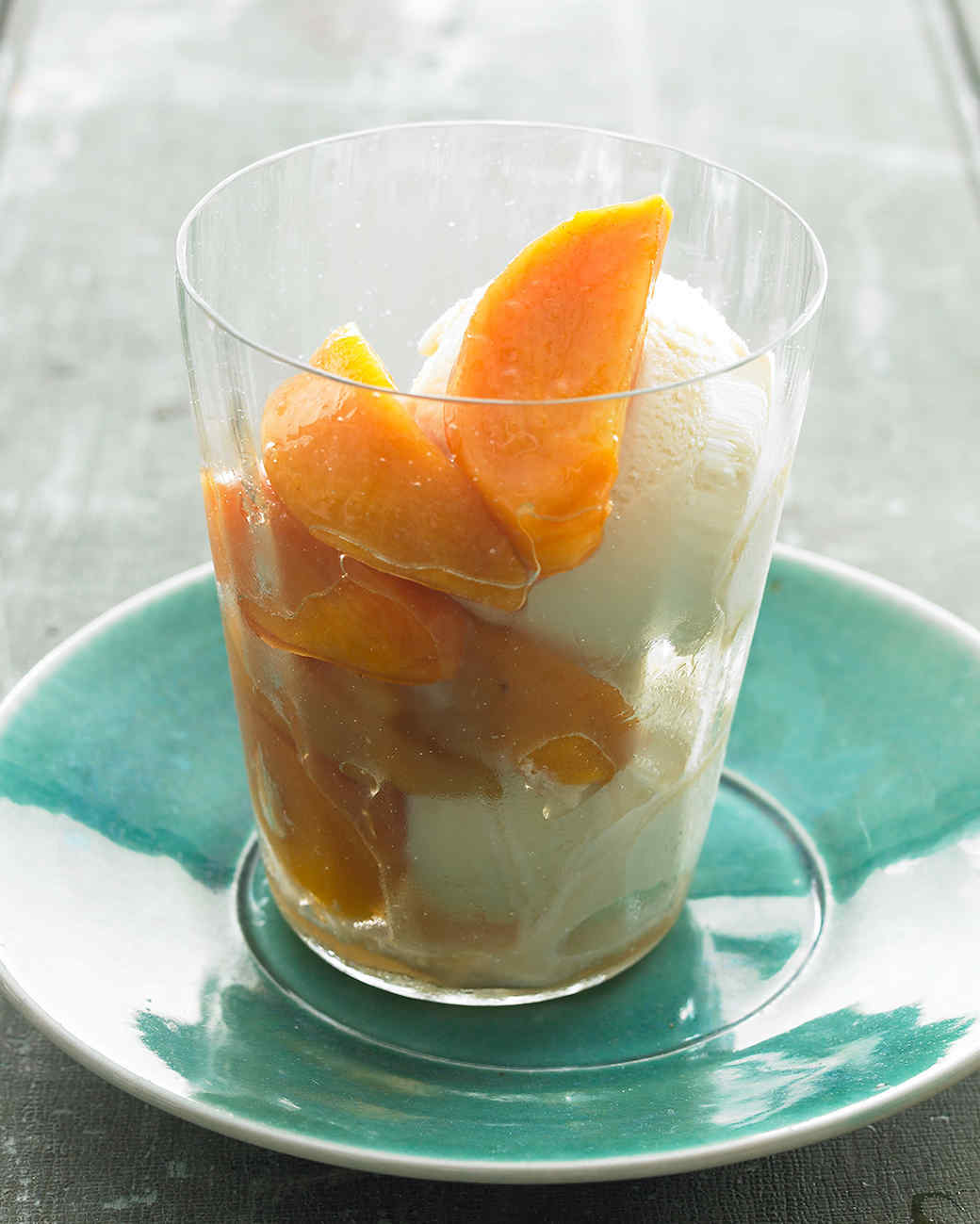 dessert persimmon