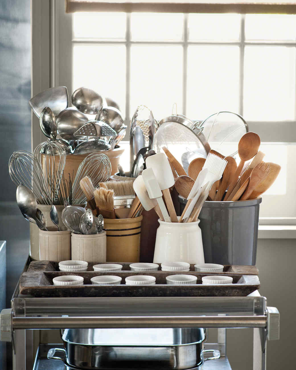 attractive Martha Stewart Kitchen Organization #3: Martha Stewart