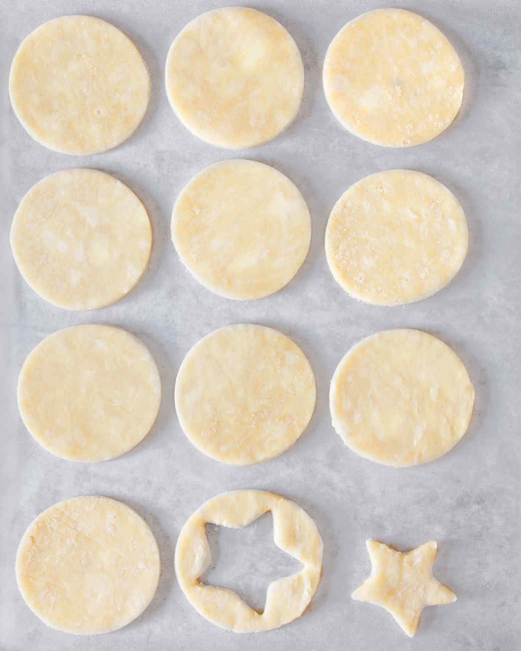 how to make basic pastry dough