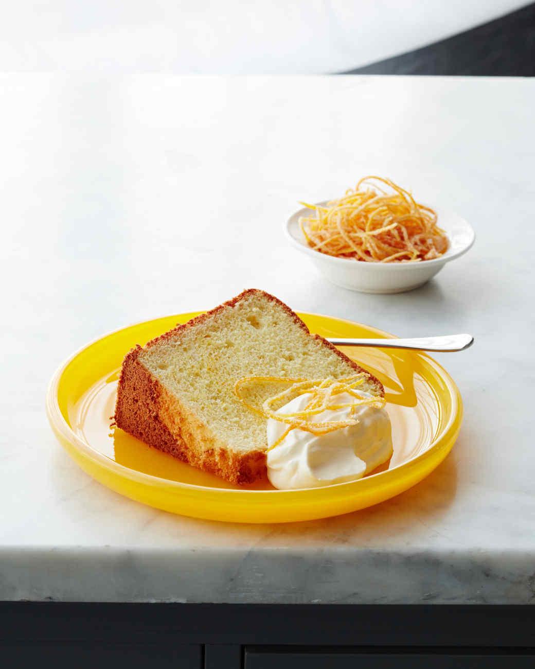 Lemon Layer Cake Martha Stewart
