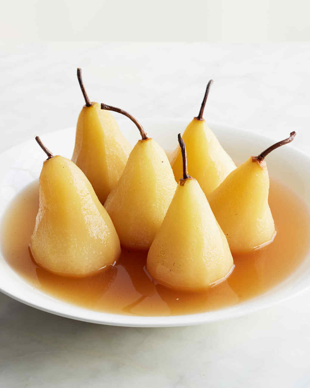 How do you cook pears?