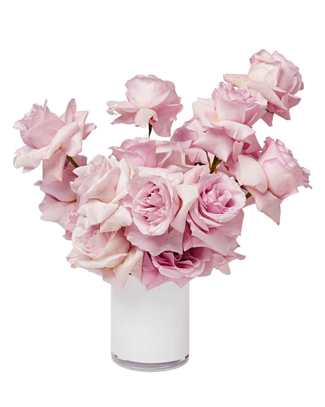 brrch rose arrangement