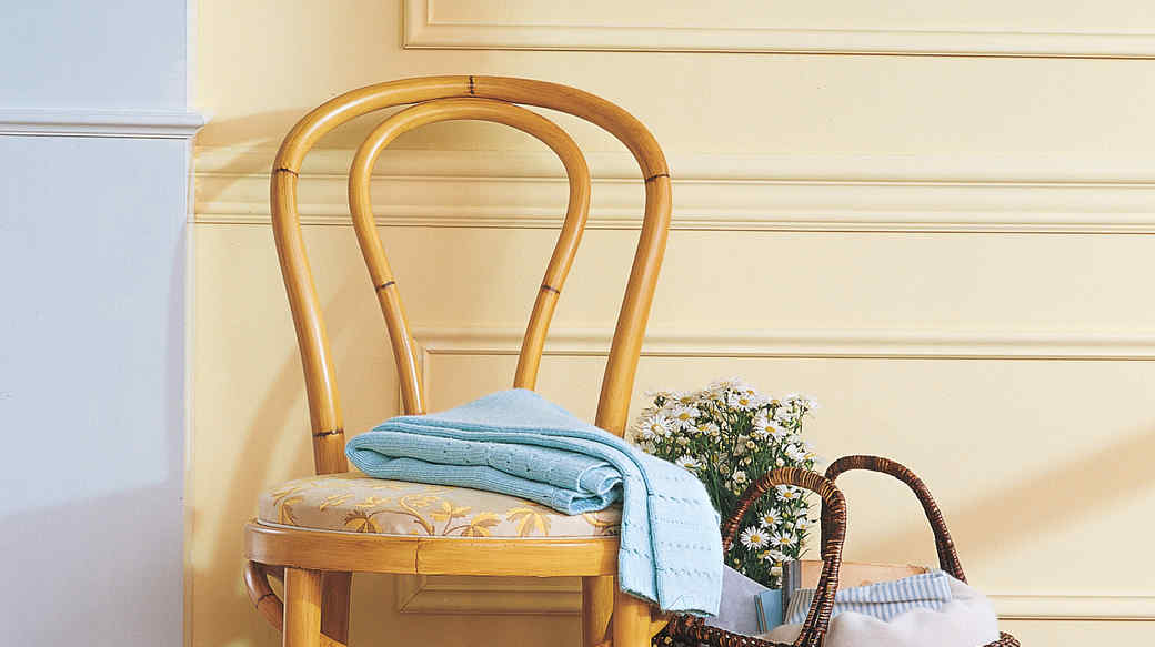 Transform Your Furniture with the Fabulous Look of Faux Bamboo