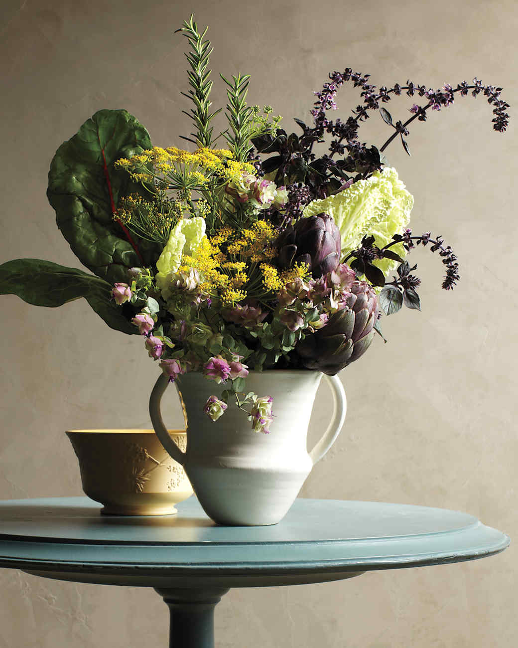 Fall flower arrangements martha stewart for Garden arrangement