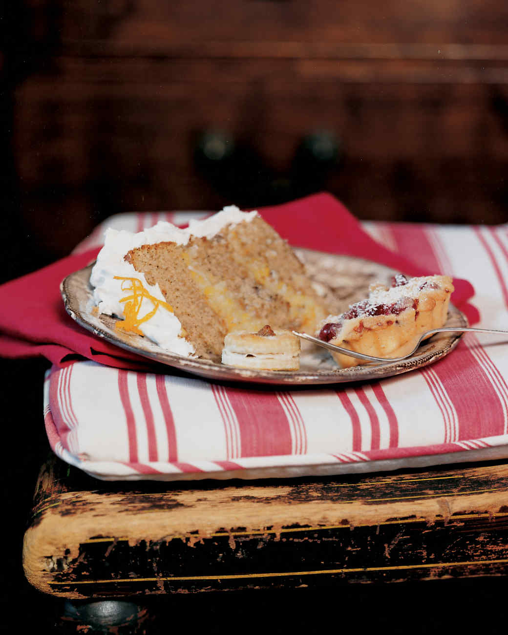 Nana's Japanese Fruitcake