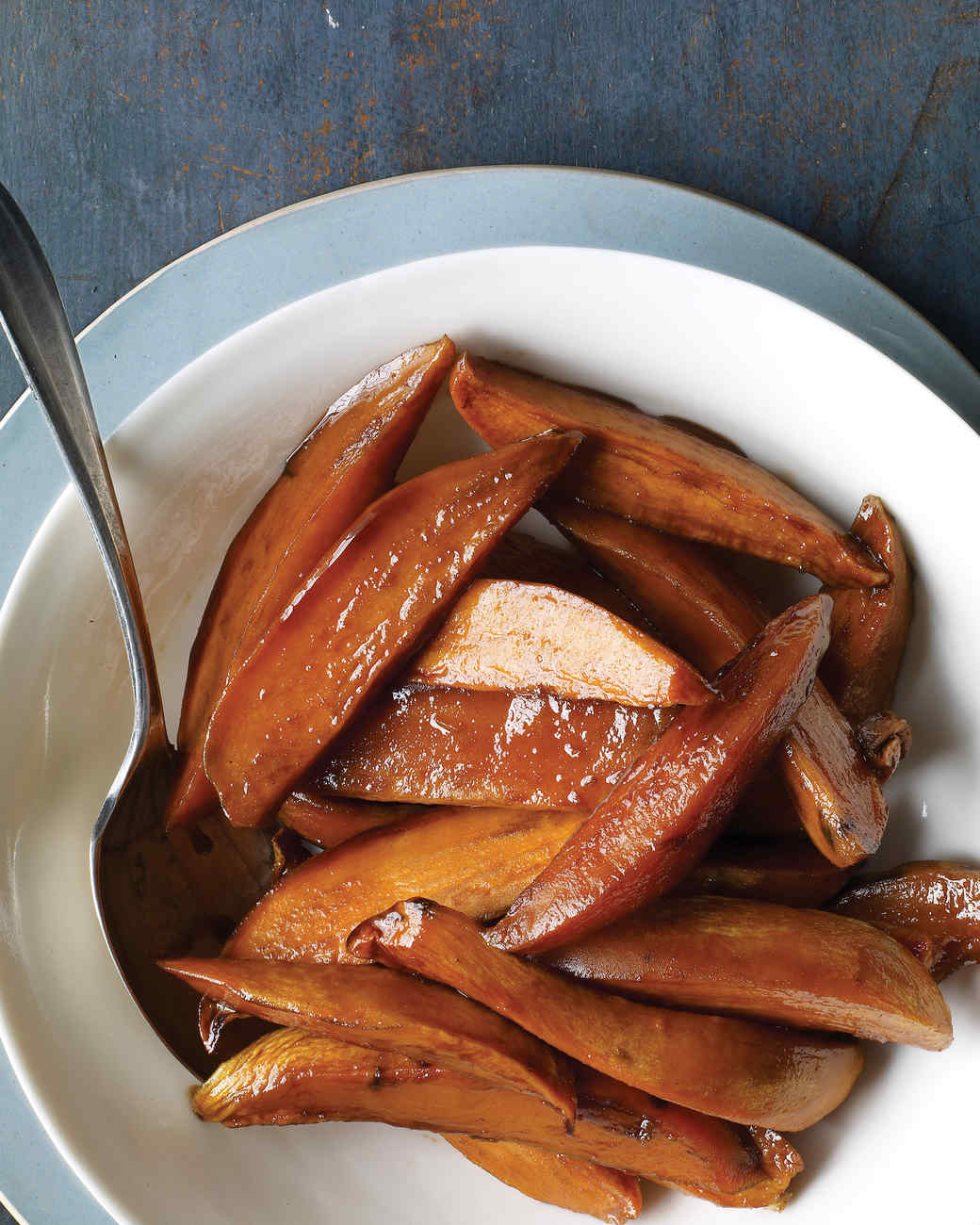 Bourbon Sweet Potatoes Recipe | Martha Stewart