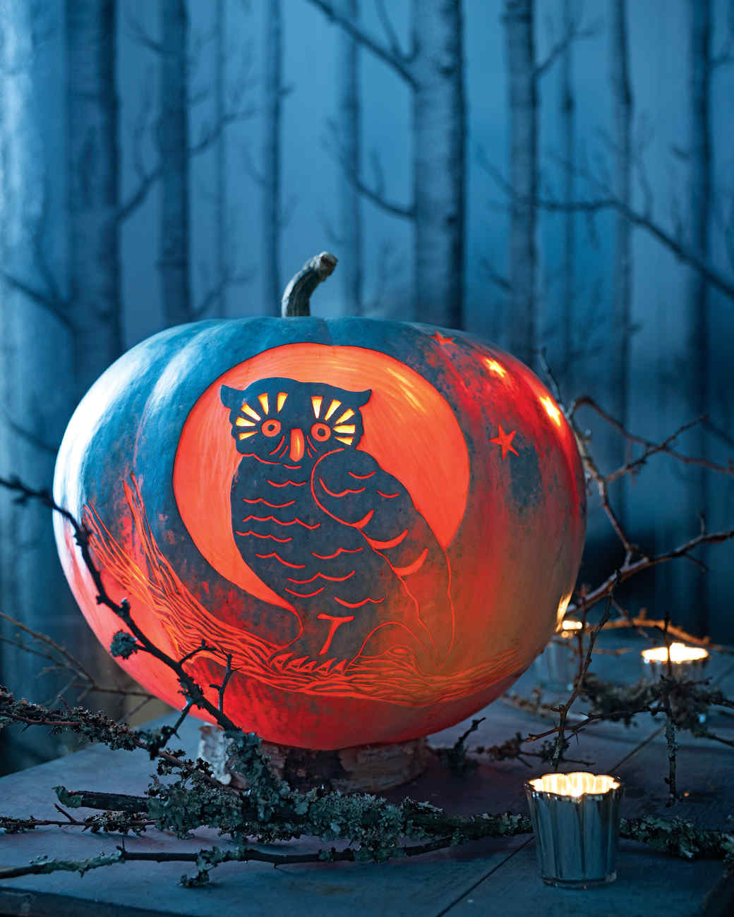Clip art and templates for halloween martha stewart for Halloween pumpkin painting templates