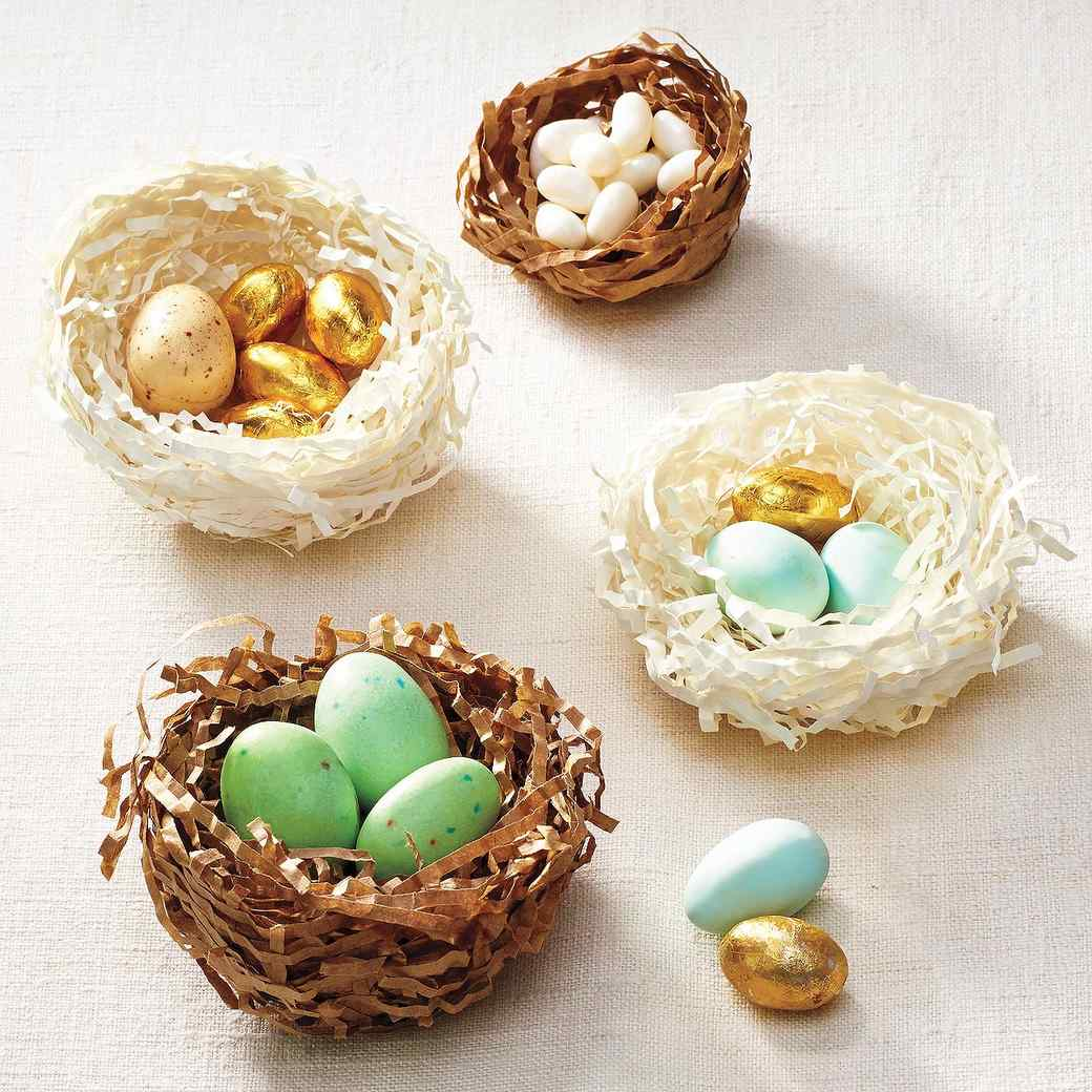 Easter crafts martha stewart for Things made out of paper mache