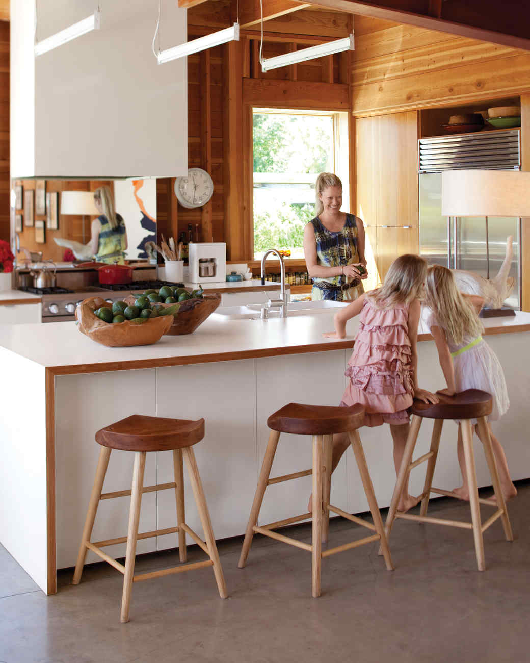 Beach Cottage Kitchen Our Favorite Kitchens Martha Stewart