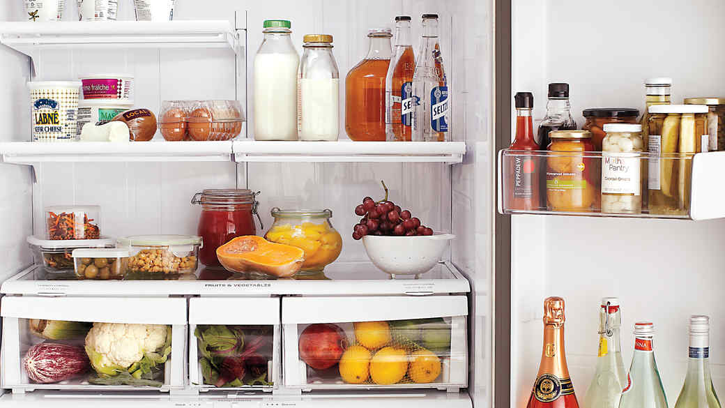 It's Time -- to Clean Out Your Refrigerator (For the Holidays)!