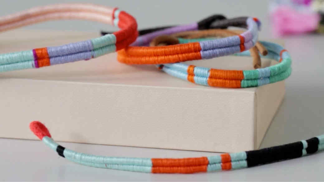 Leather Wrap Friendship Bracelets