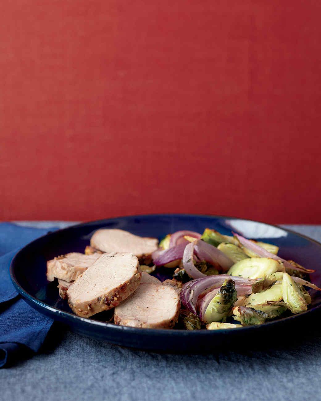 Martha stewart pork shoulder roast recipe