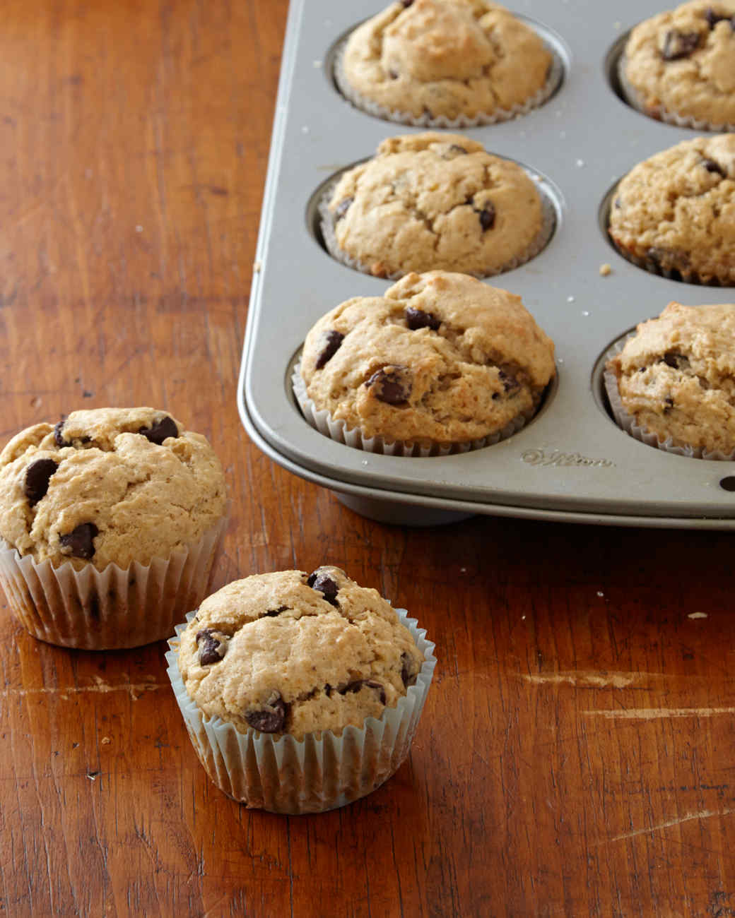 Best Chocolate Chip Muffin Mix