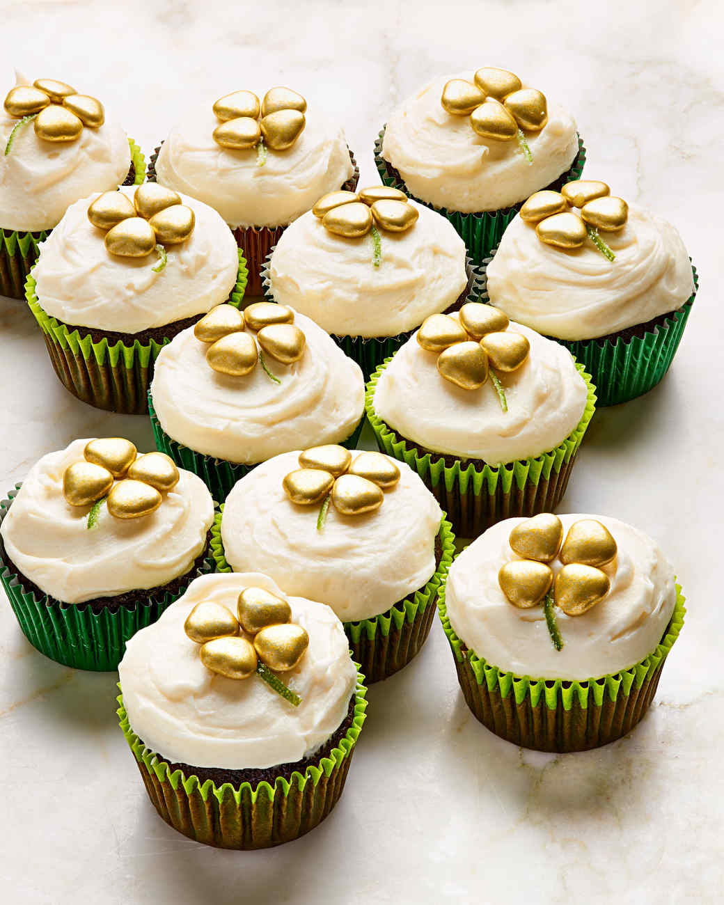 Easy st patrick s day cupcake recipes