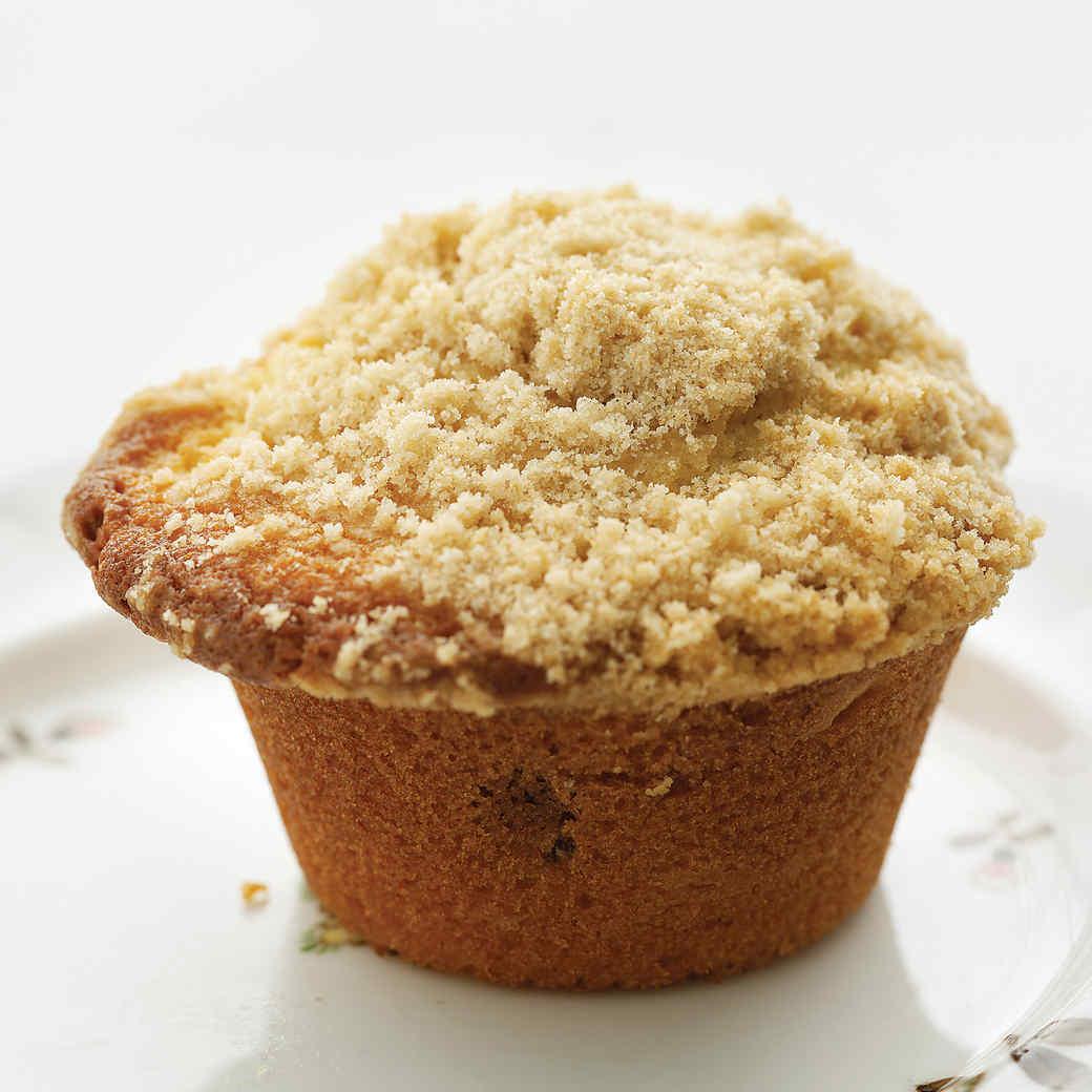 Kitty Tucker's Coffee-Cake Muffins