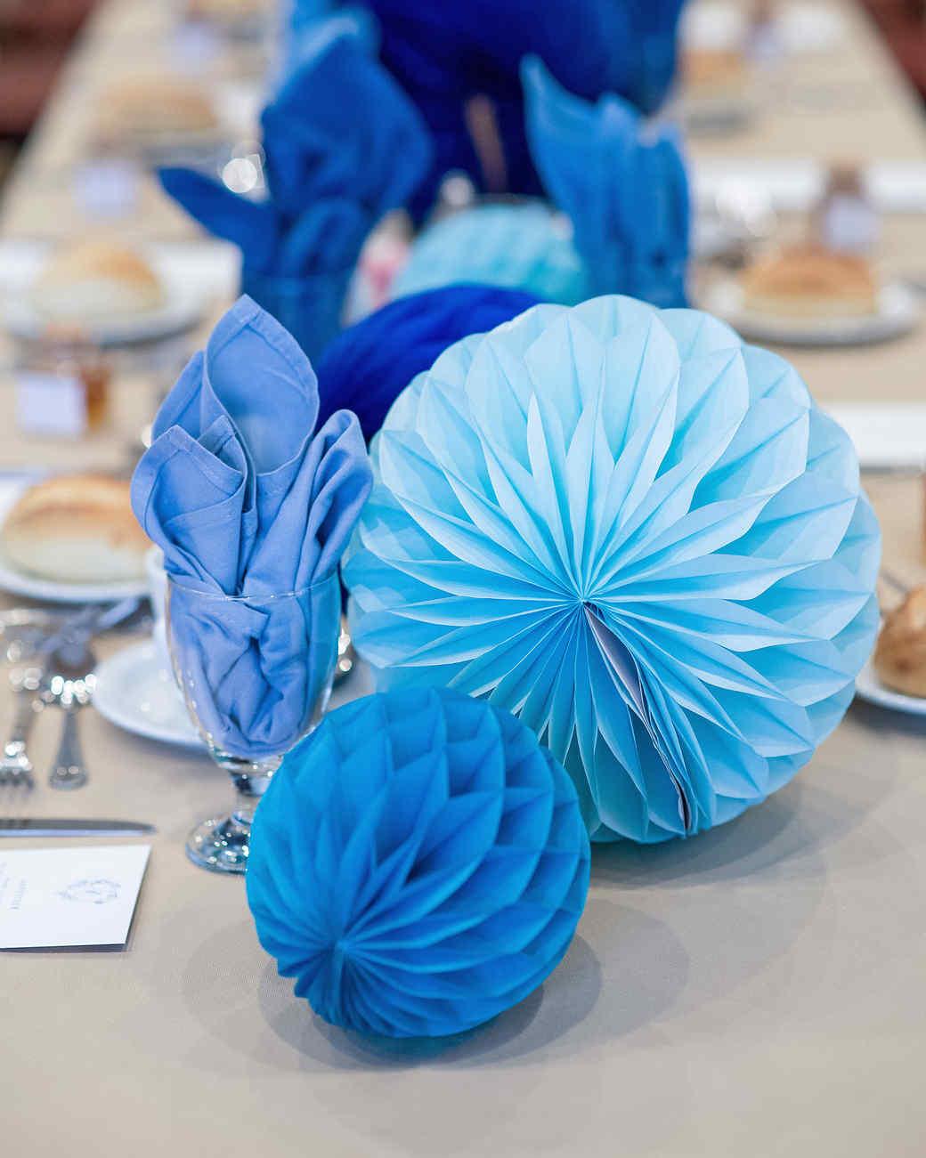 mangiolino table decorations