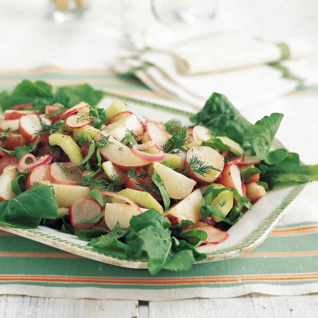 Pickled Potato Salad