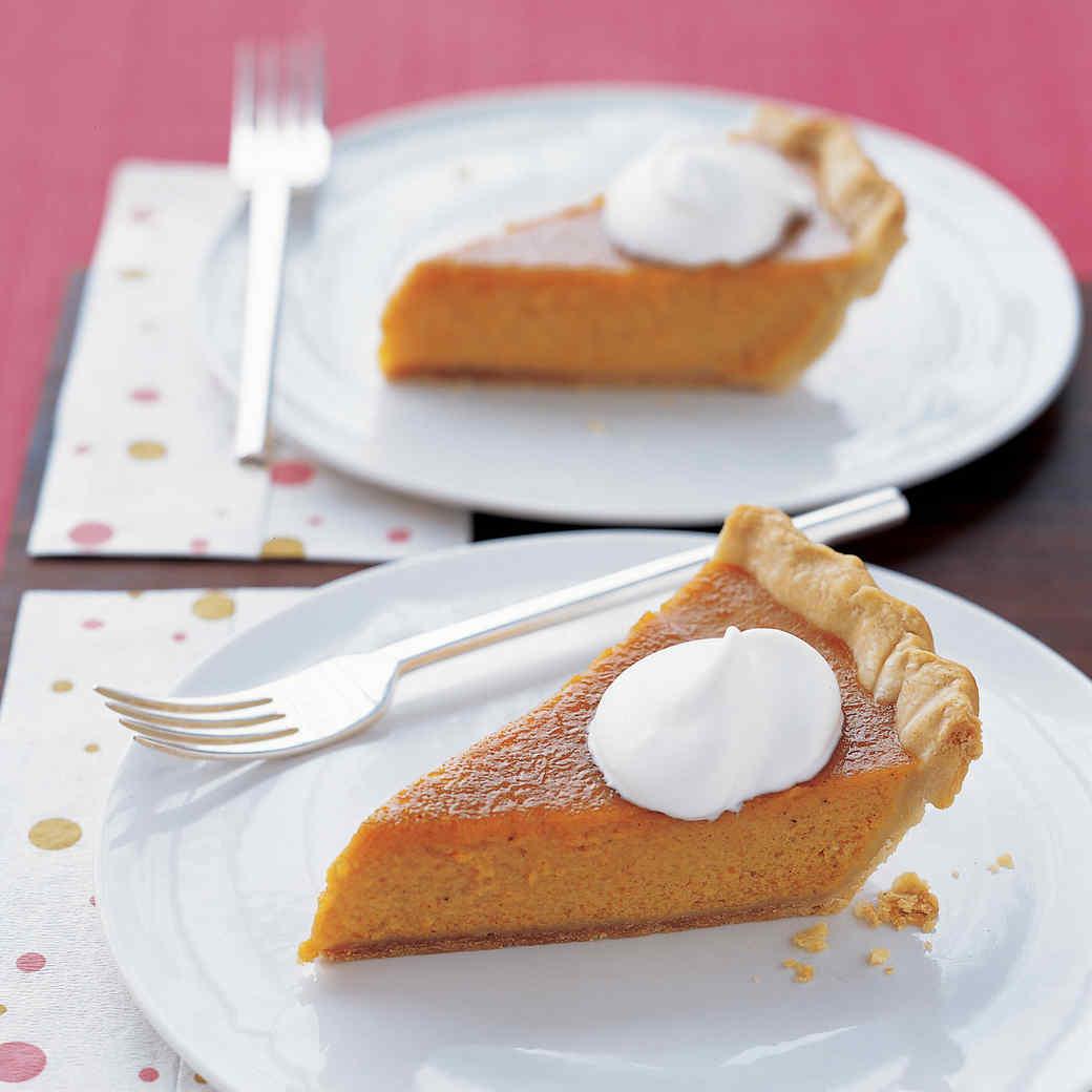 Spiced Butternut-Squash Pie